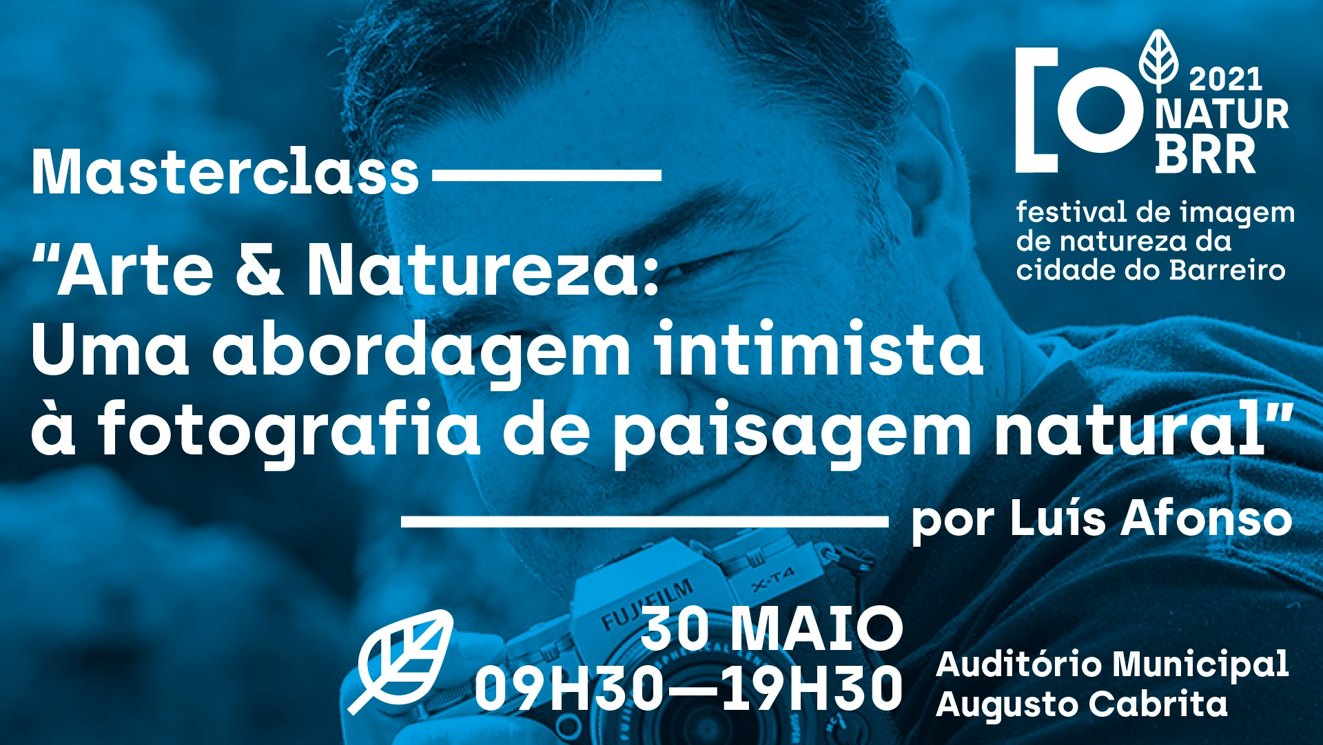 "Masterclass ""Arte & Natureza"