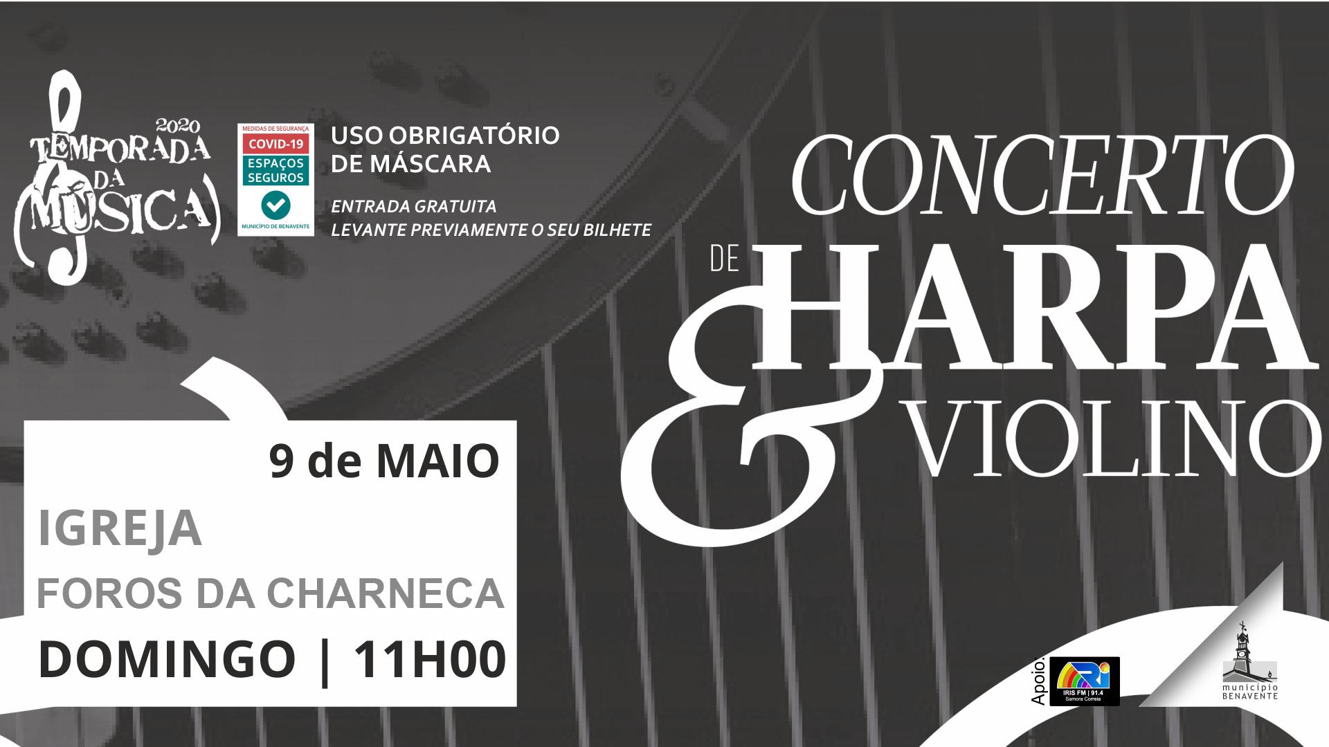 Concerto com Salomé Pais Matos e António Barbosa