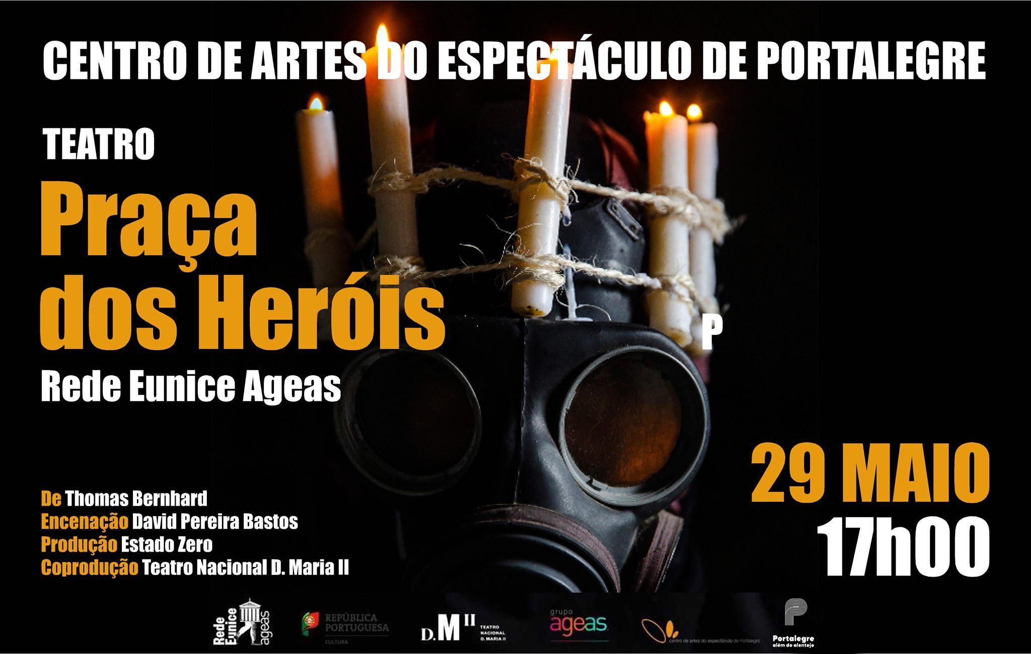 Praça dos Heróis :: Rede Eunice Ageas