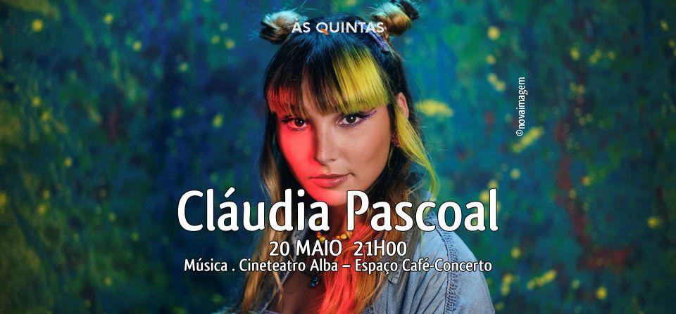 ÀS QUINTAS - Cláudia Pascoal