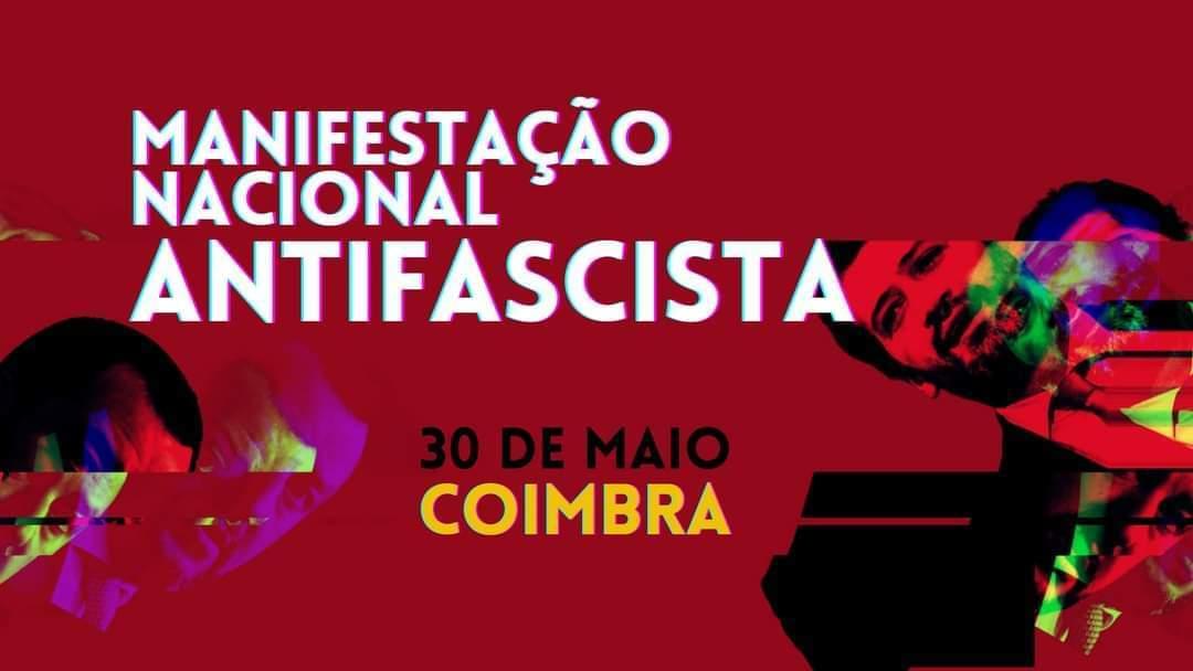 MANIFESTAÇÃO NACIONAL ANTIFASCISTA