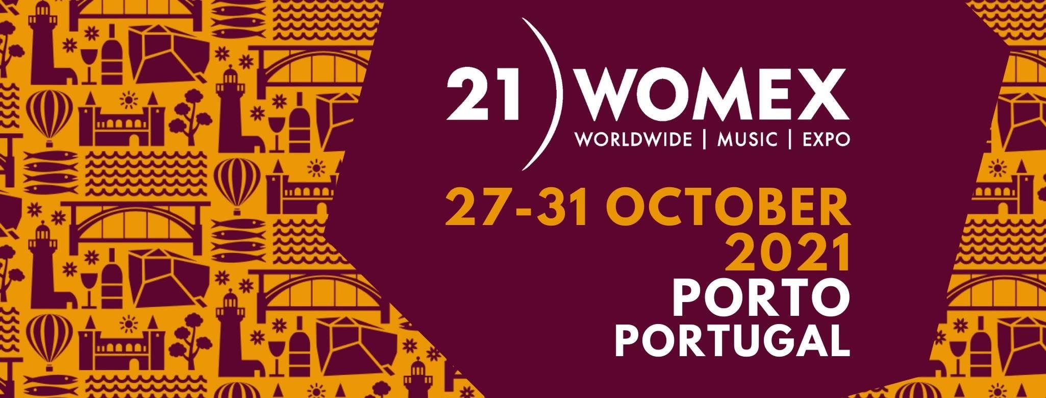 WOMEX 21   Worldwide Music Expo