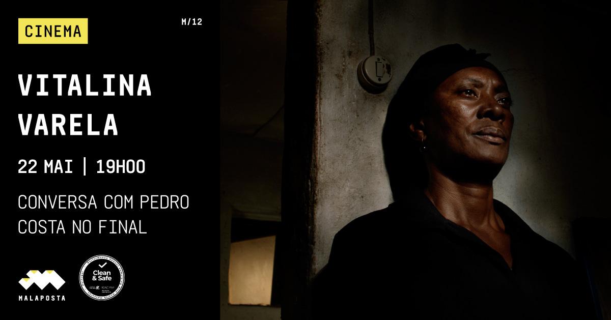 Cinema   Vitalina Varela e conversa com Pedro Costa