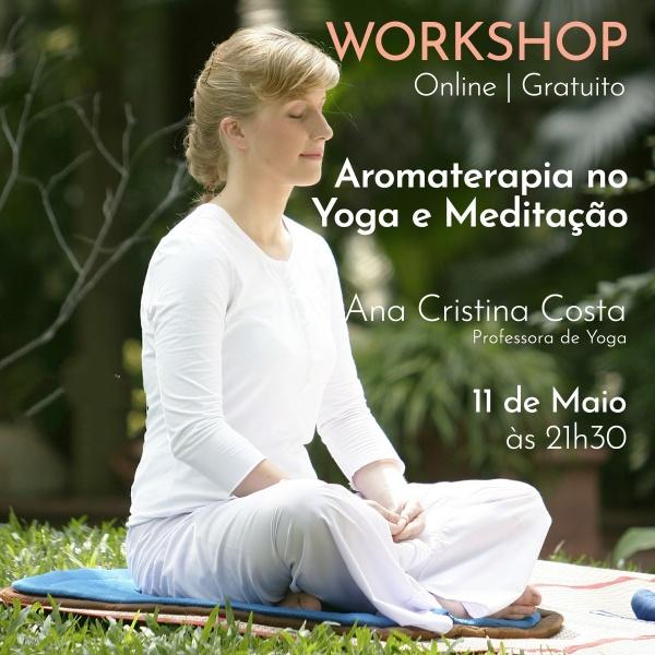 Aromaterapia no Yoga e Meditação
