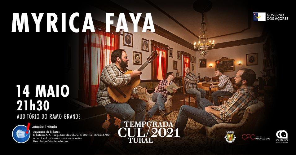 Temporada Cultural 2021   Myrica Faya