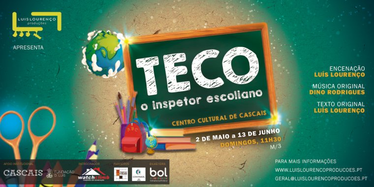 'Teco - O Inspetor Escoliano'