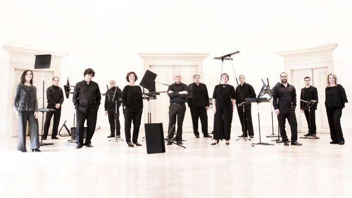 Espetáculo com o Grupo de Música Contemporânea de Lisboa