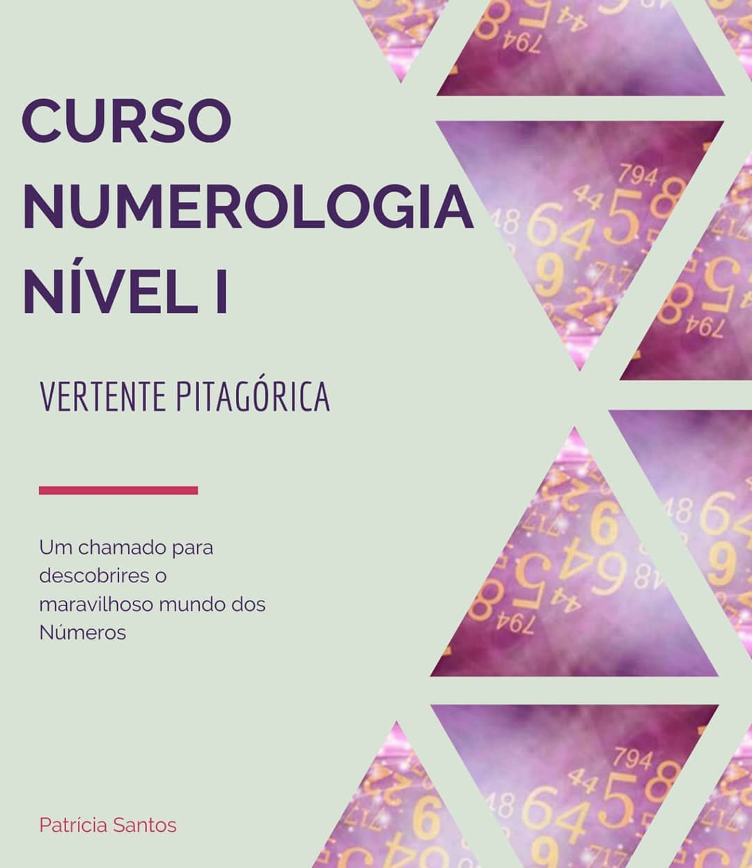 Curso Numerologia Pitagórica Nível I