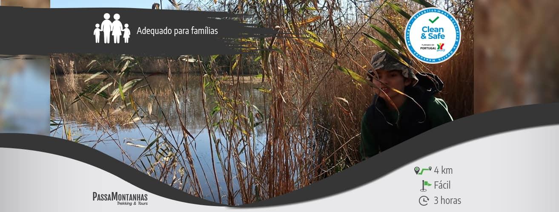 Descobrindo a Lagoa de Óbidos - Atividade para Famílias
