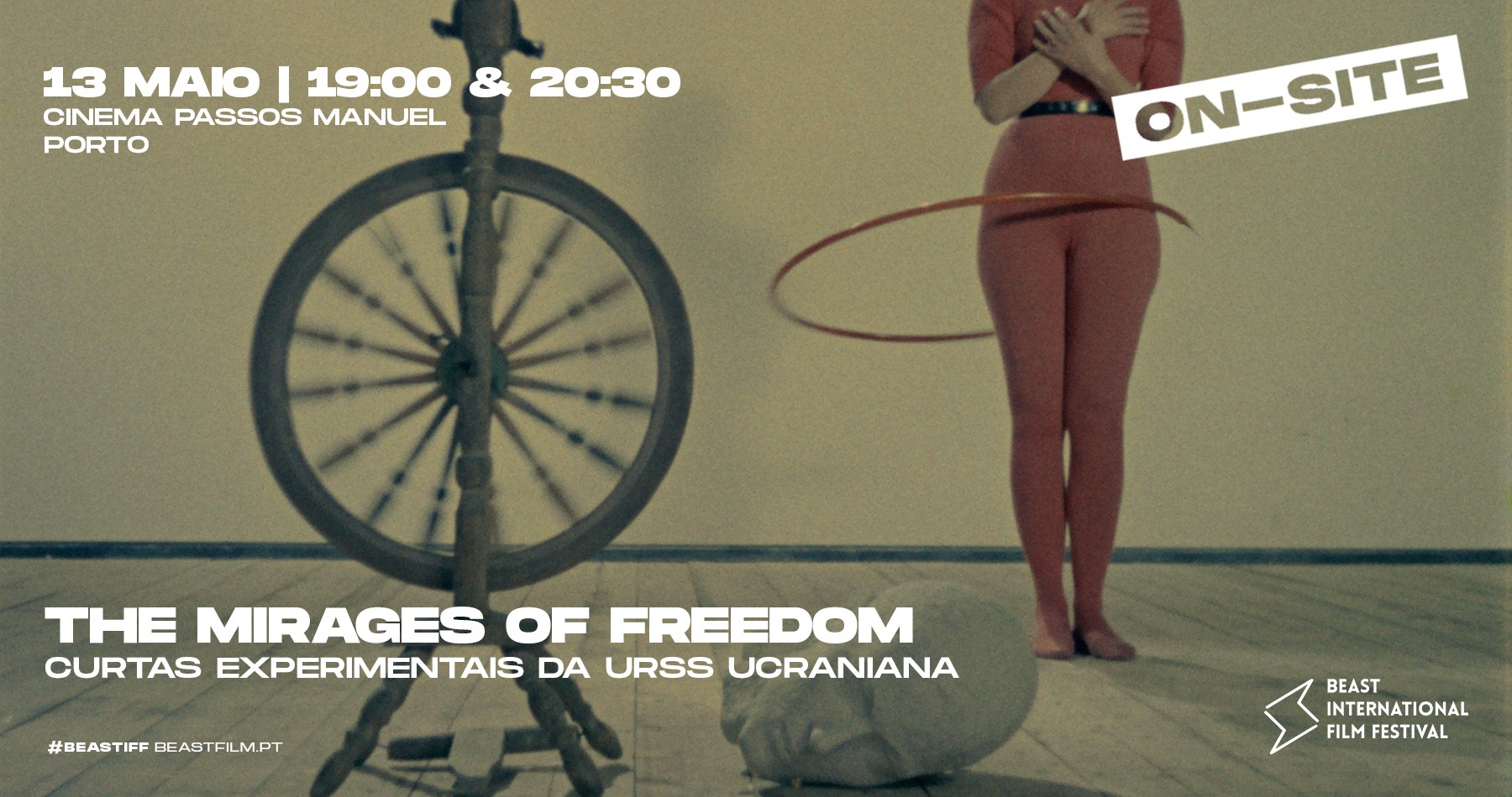 BEAST IFF ON-SITE #7 e #8 | The Mirages of Freedom