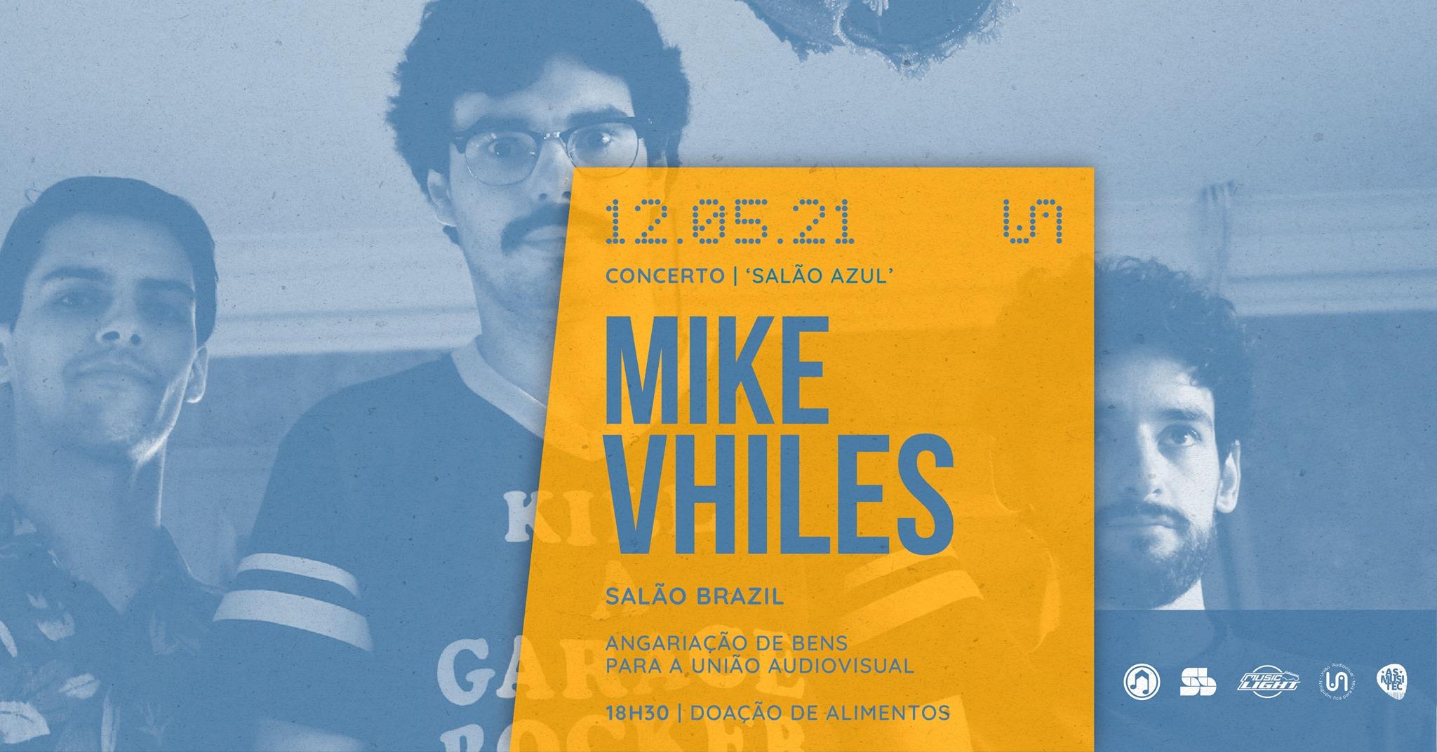Salão Azul ~ Mike Vhiles