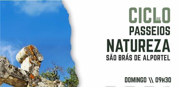 Passeios Natureza 2021 - Calvários e Alminhas de São Brás de Alportel