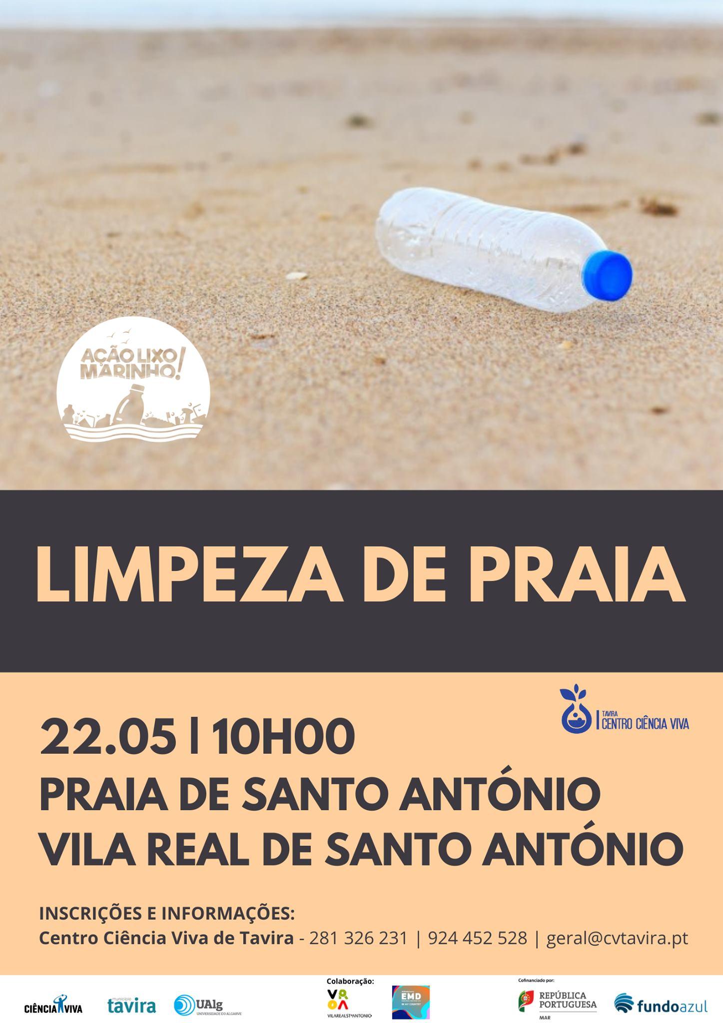 LIMPEZA DE PRAIA - VRSA