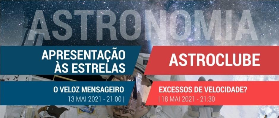 AstroClube: Excessos de Velocidade?
