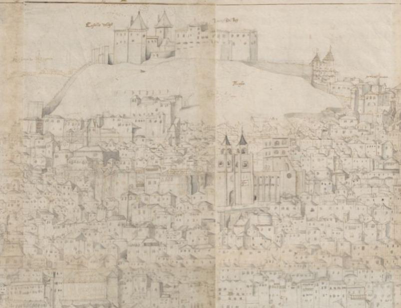 Puzzles com história - Reconstruir monumentos da cidade