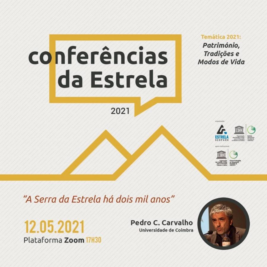 """Conferência da Estrela: """"A Serra da Estrela há dois mil anos"""""""