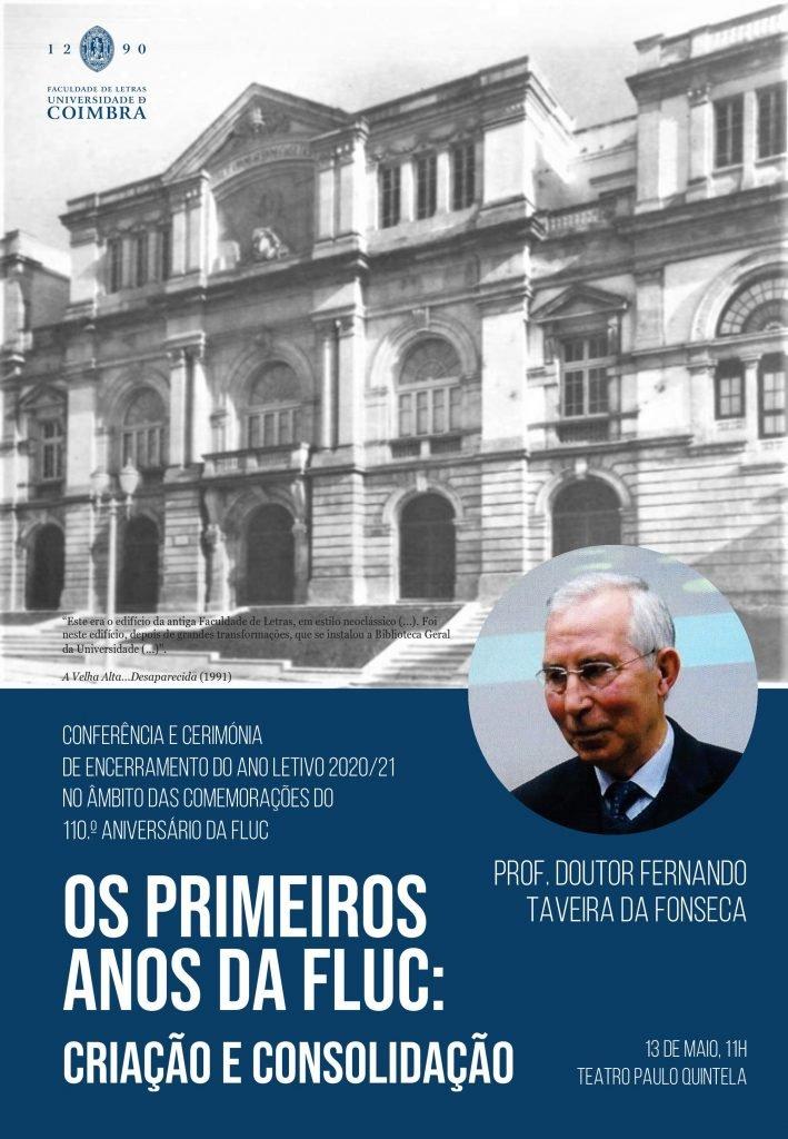 Conferência e Cerimónia de Encerramento do Ano Letivo 2020/21