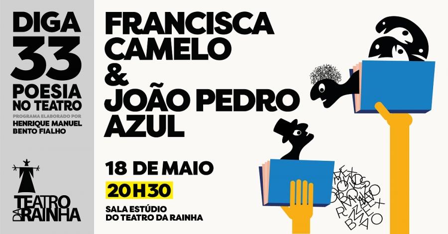 DIGA 33 com Francisca Camelo & João Pedro Azul