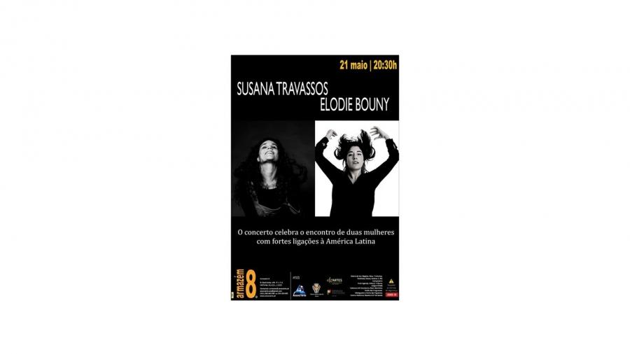 Susana Travassos & Elodie Bouny