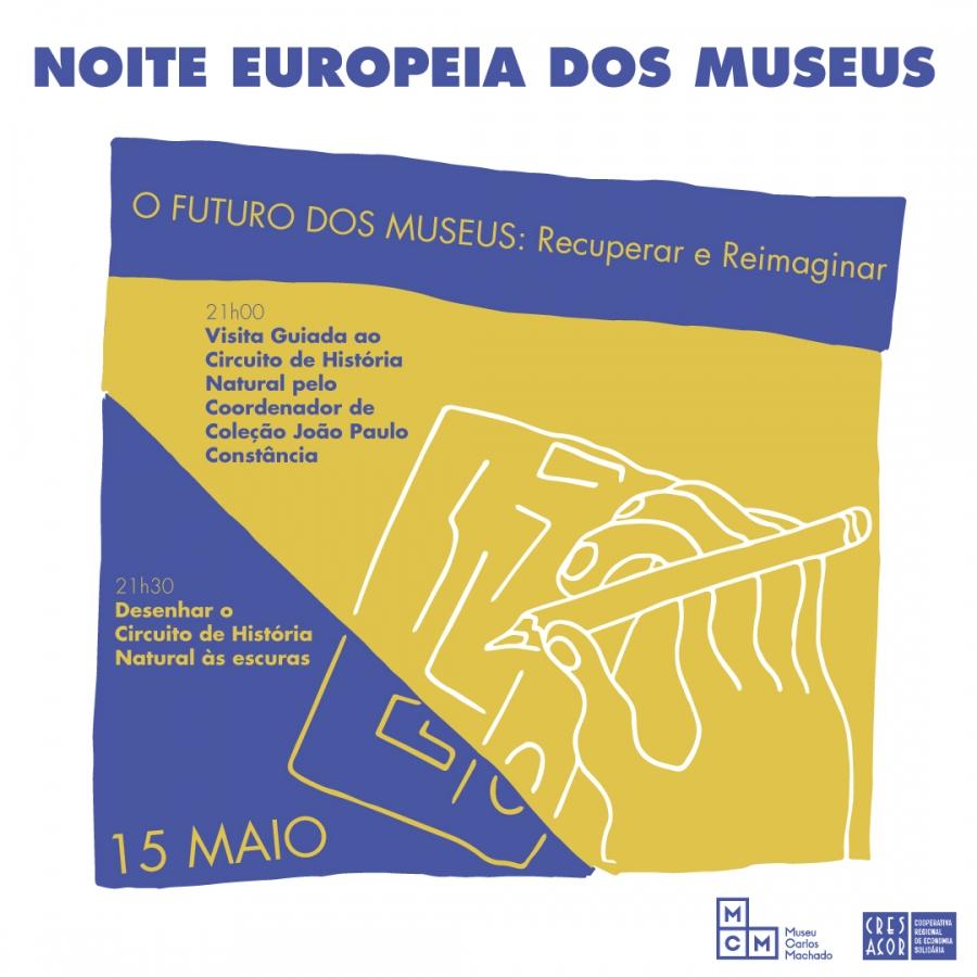 'Noite Europeia dos Museus'