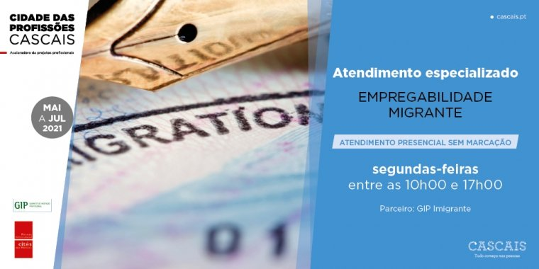 Atendimento Especializado   Empregabilidade Migrante