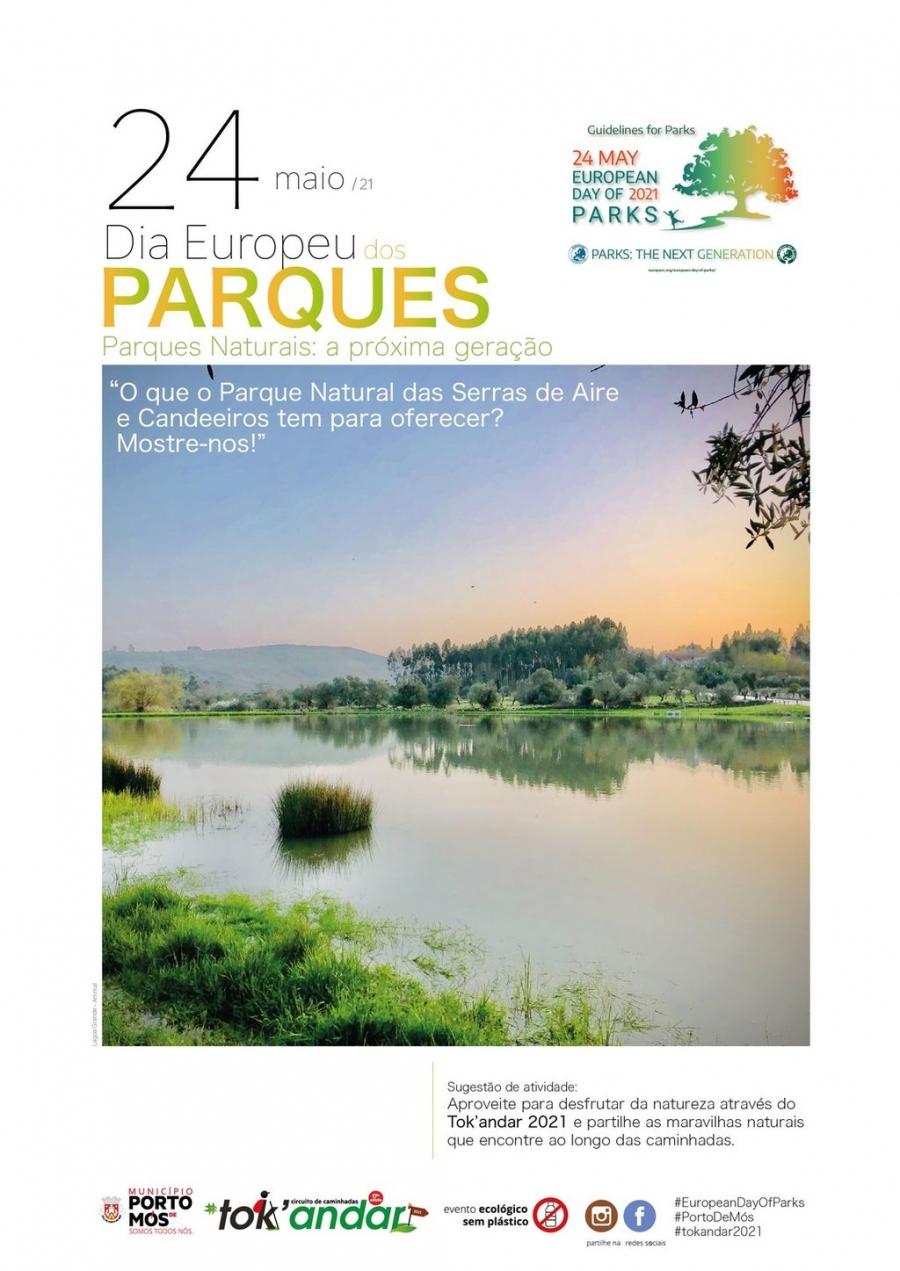 Dia Europeu dos Parques