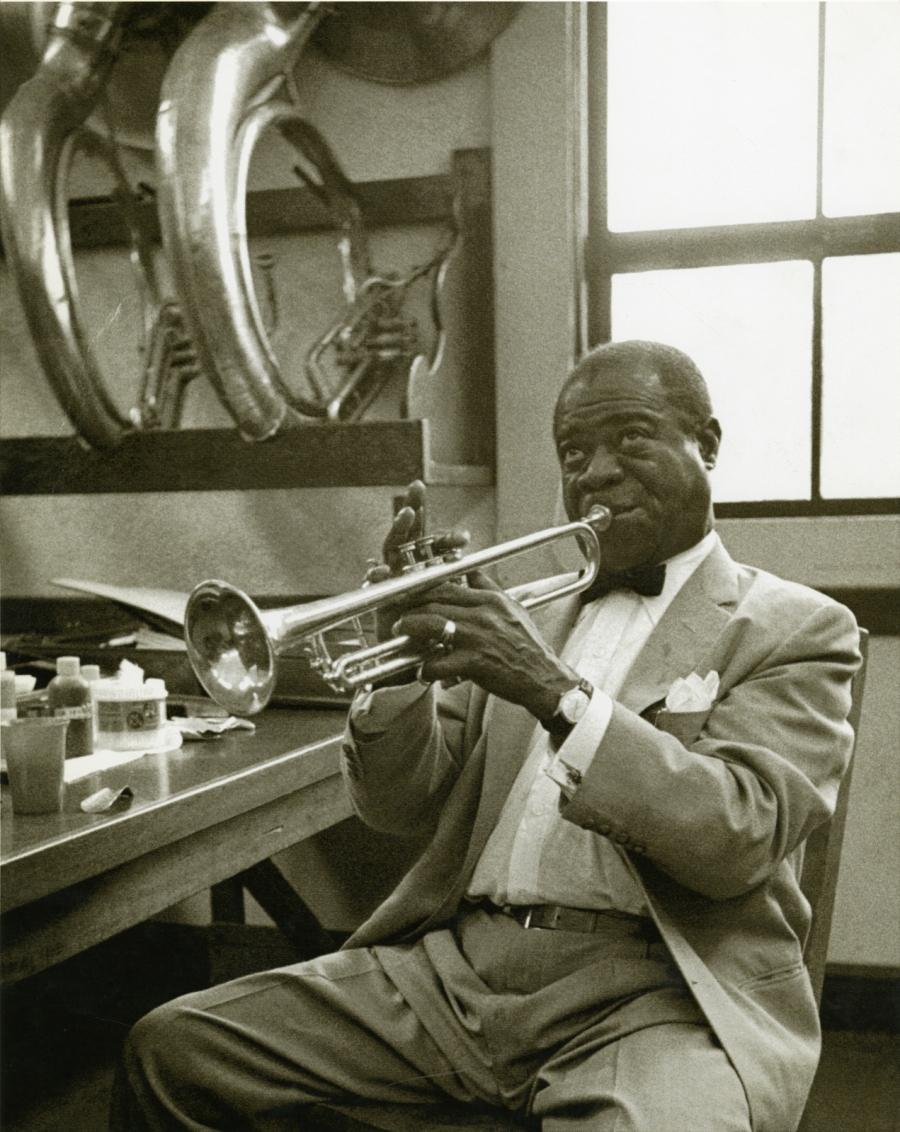 Exposição de Jazz 'A música dos homens livres'