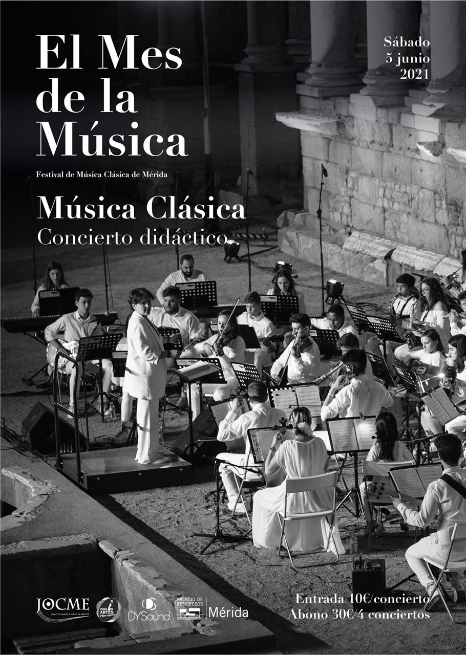 El mes de la música. Festival de música clásica de Mérida
