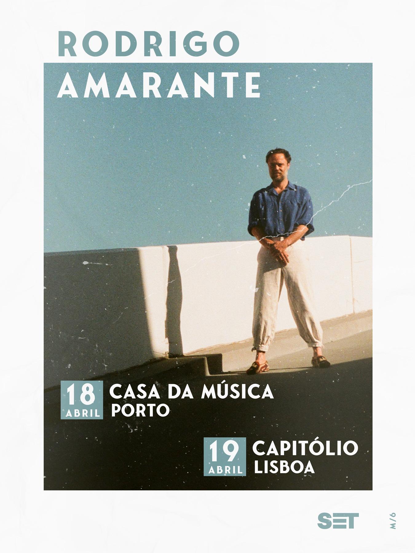 Rodrigo Amarante - Lisboa
