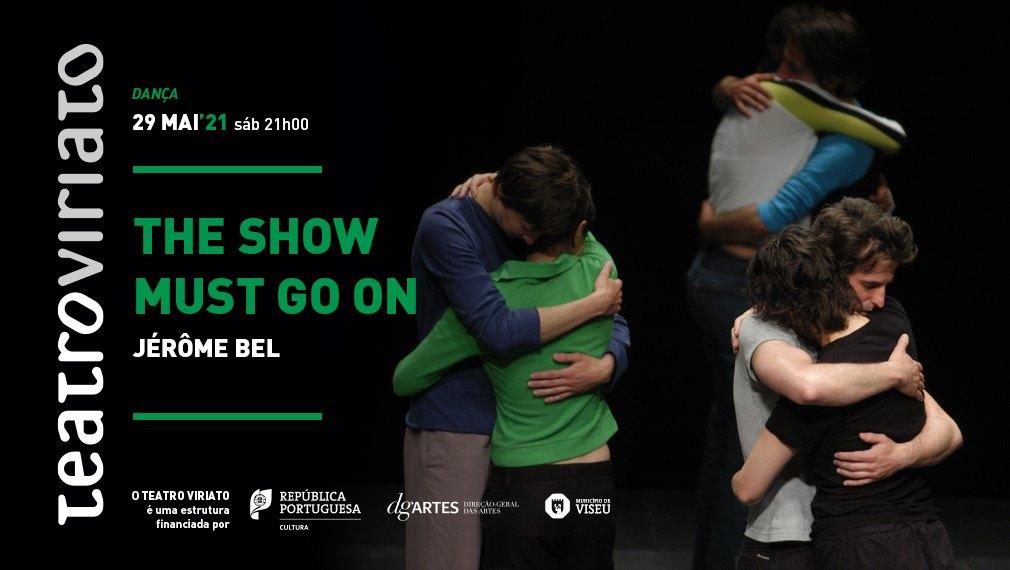 The Show Must Go On   de Jérôme Bel