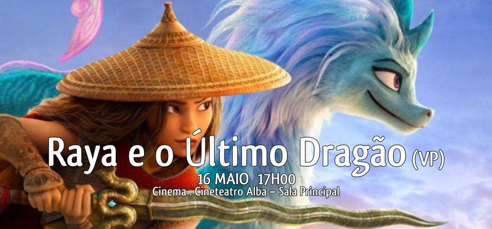 CINEMA: Raya e o Último Dragão (VP)