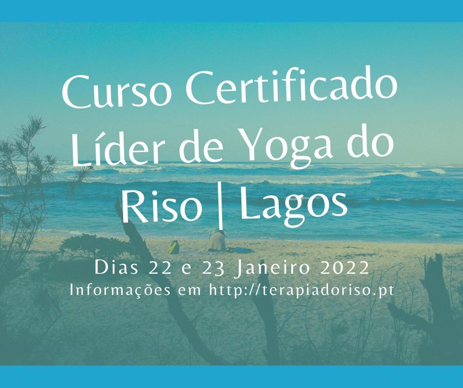 Curso Certificado de Líder de Yoga do Riso | Lagos