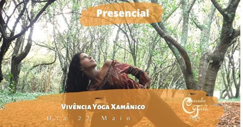 Vivência Yoga Xamânico