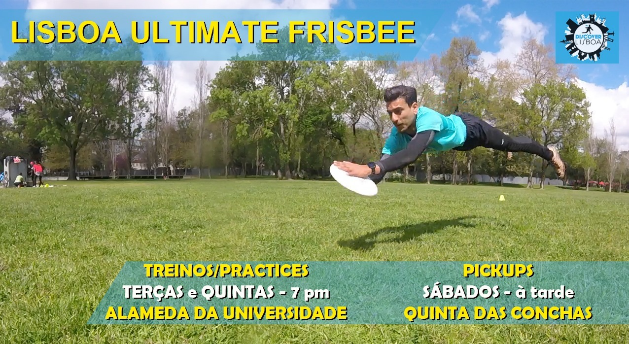Lisbon Ultimate Frisbee Training - 11 (2021)