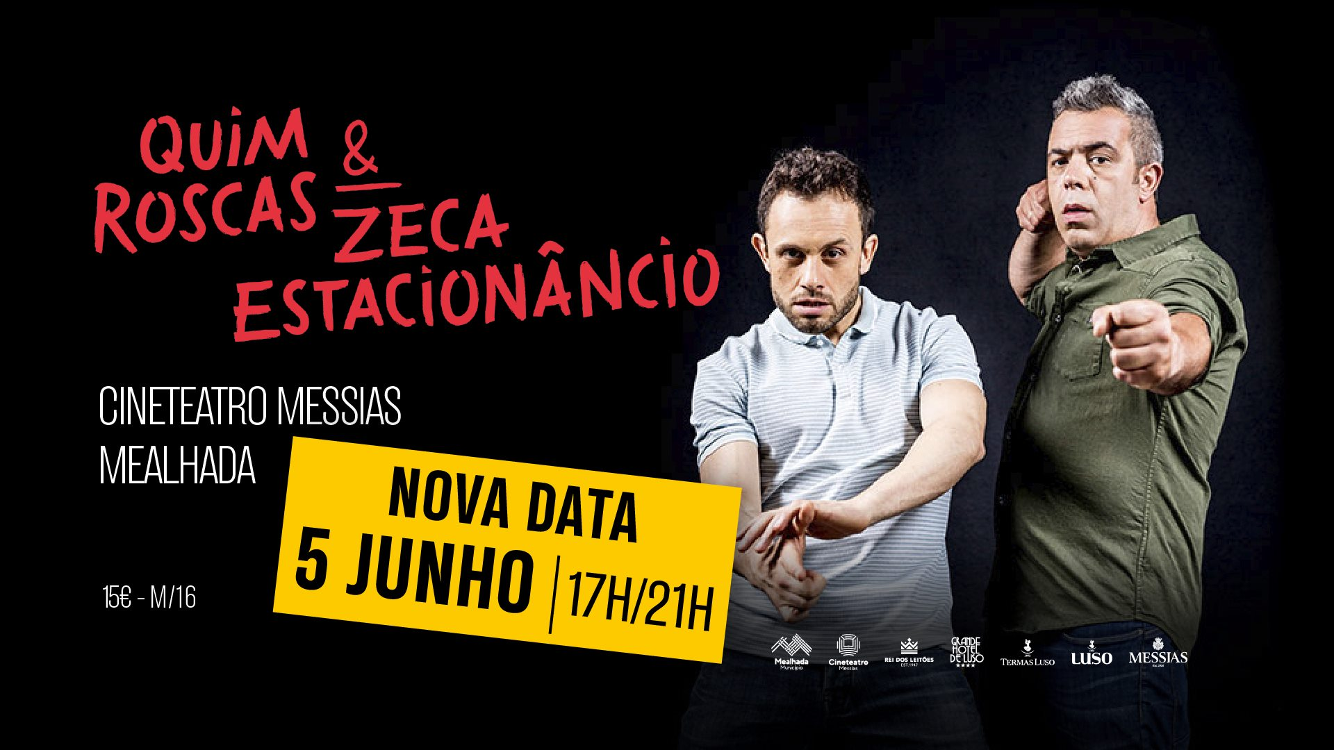 Quim Roscas & Zeca Estacionâncio
