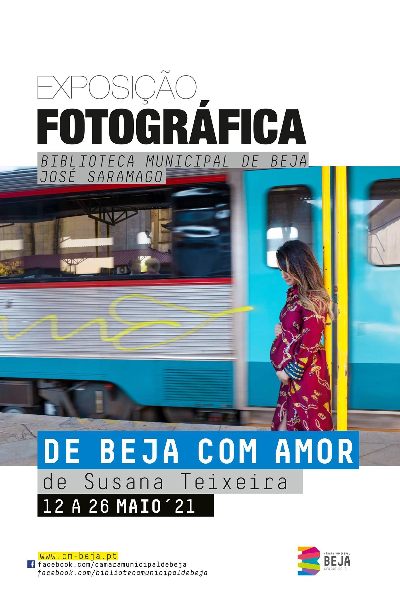 Inauguração da Exposição Fotográfica 'De Beja com Amor' de Susana Teixeira