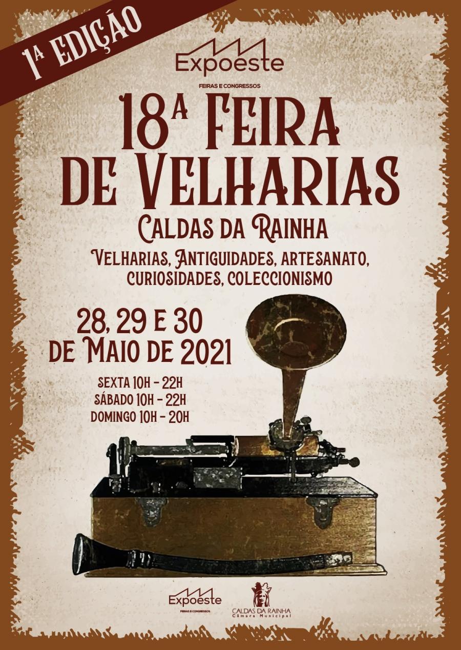 18ª FEIRA DAS VELHARIAS ANTIGUIDADES ARTESANTO COLECCIONISMO CURIOSIDADES
