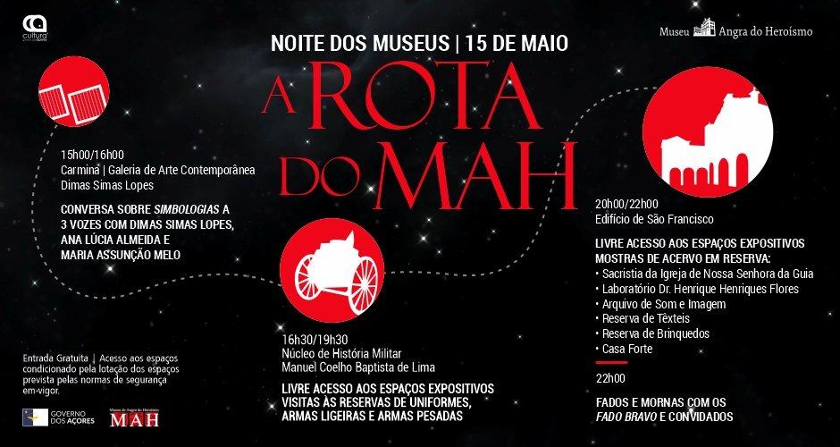 Noite dos Museus | 'A Rota do MAH'