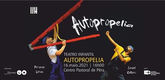 Peça de teatro infantil 'Autopropelia'