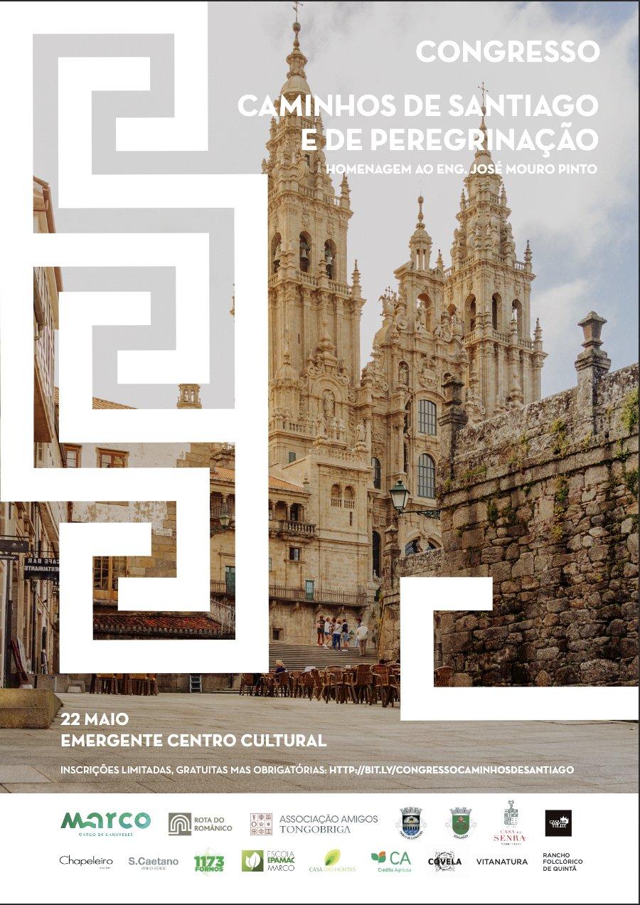 Congresso Caminhos de Santiago e de Peregrinação