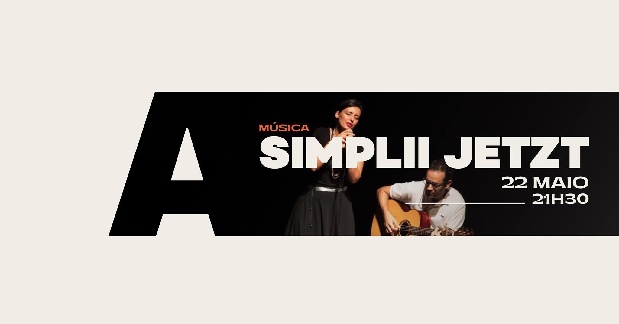 Simplii Jetzt @Avenida Café-Concerto