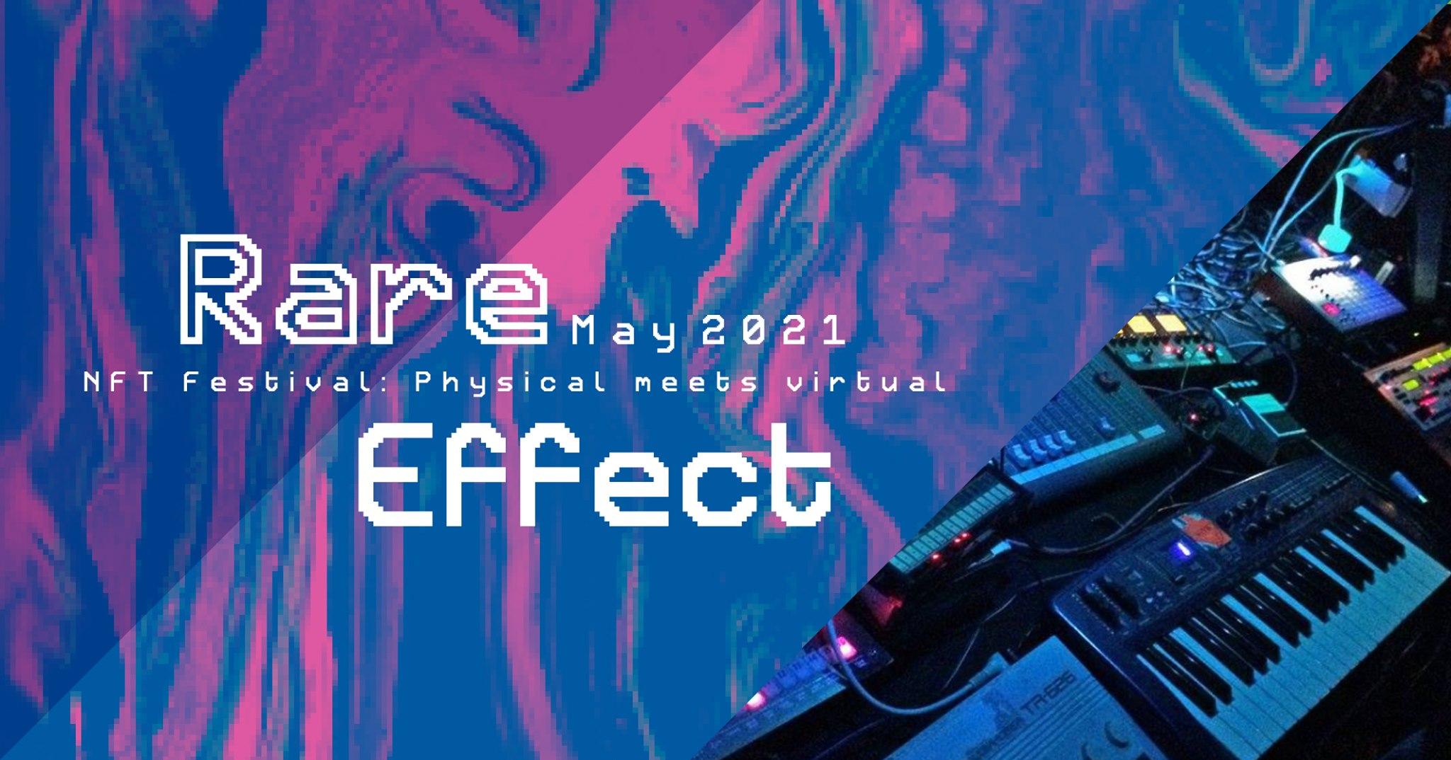 Rare Effect Vol2: Desterronics Open Air