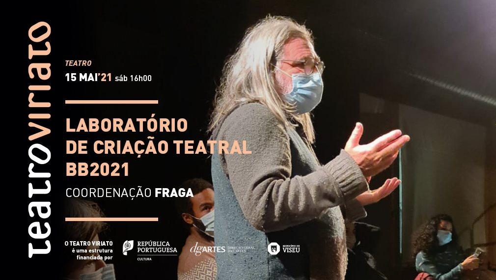 Apresentação   Laboratório de Criação Teatral BB2021