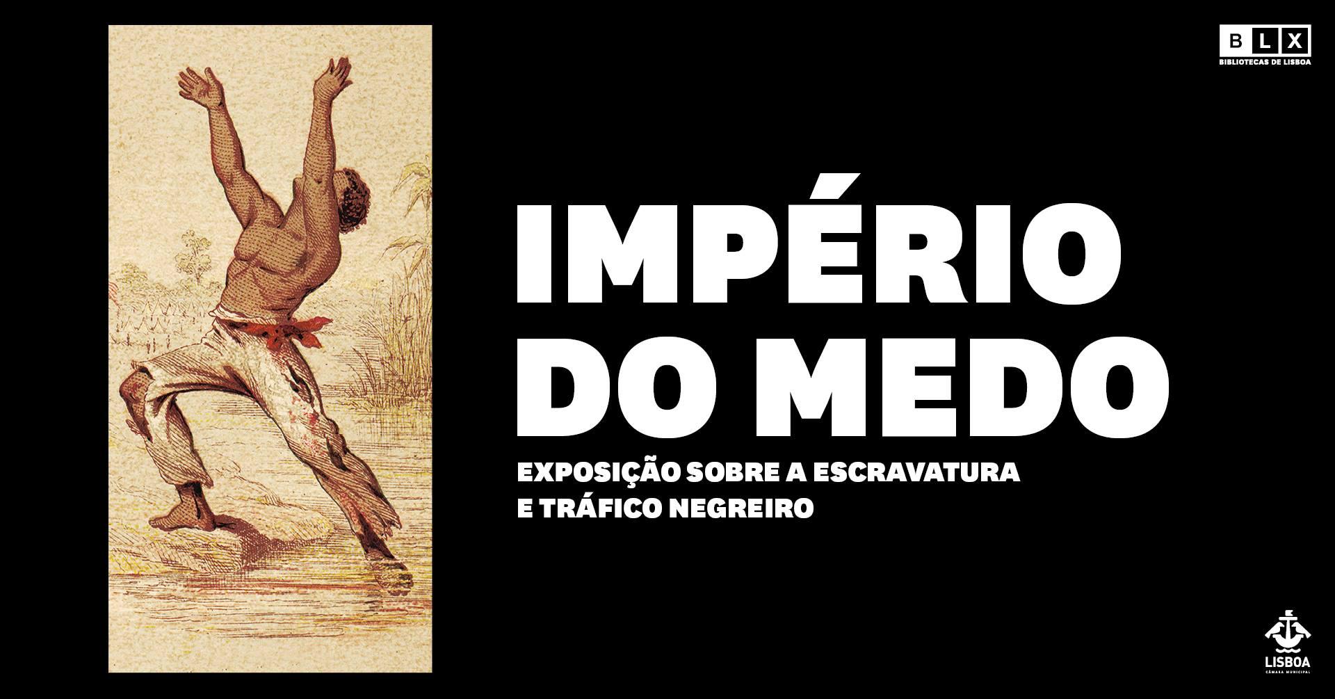 Programa de atividades no âmbito do encerramento da Exposição Império do Medo