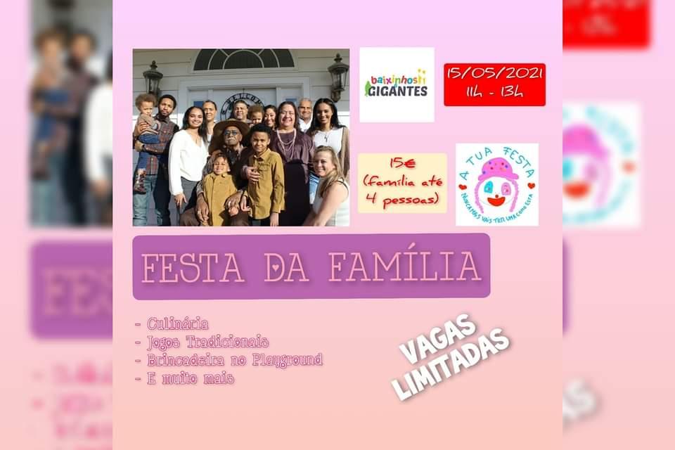 Festa da família