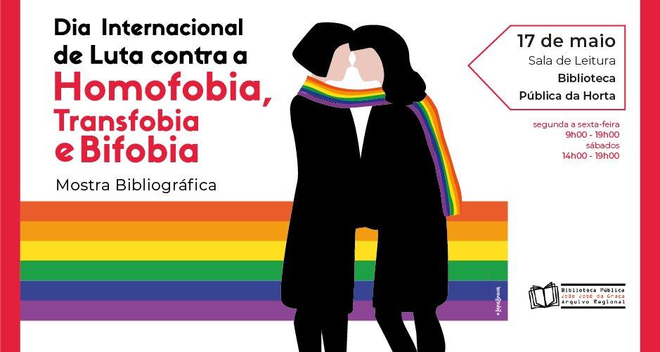 Dia Internacional de Luta contra a Homofobia, Transfobia e Bifobia