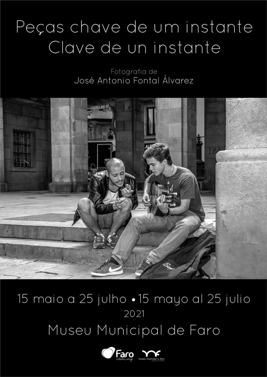 Peças chave de um instante de José Antonio Fontal Álvarez