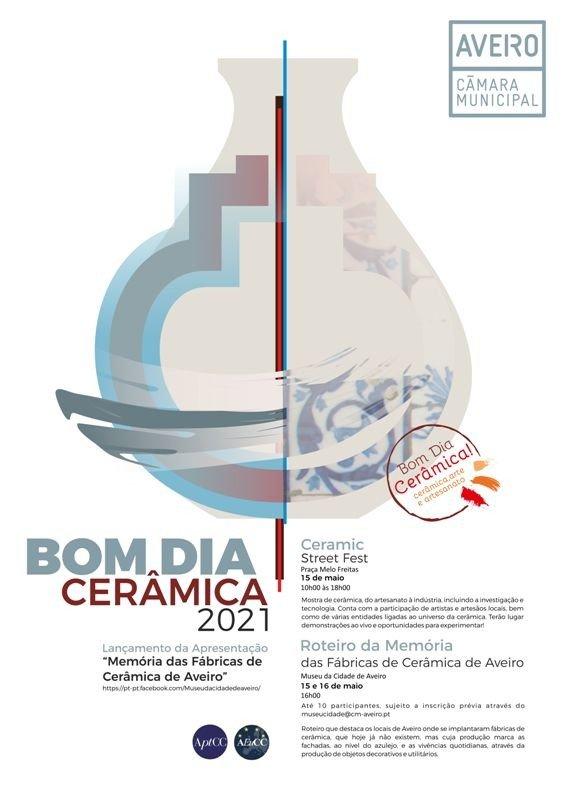 Ceramic Street Fest! | Bom Dia Cerâmica!