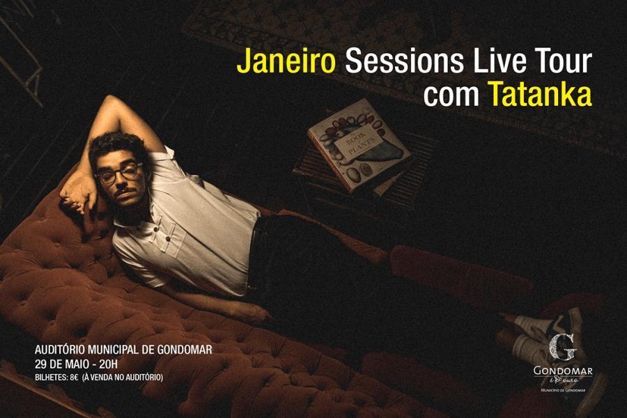 Janeiro Sessions Live Tour c/ Tatanka