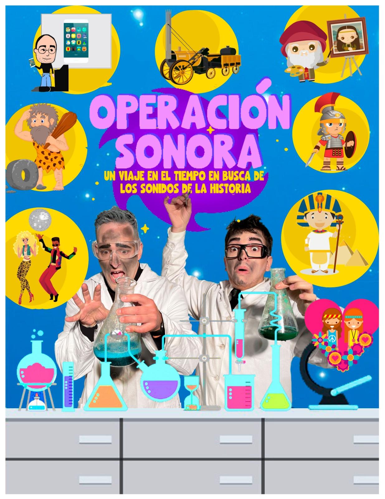 OPERACIÓN SONORA | Teatro